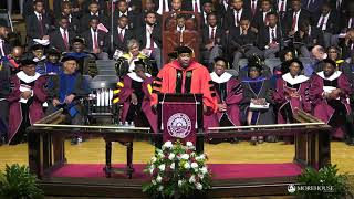 Pastor E. Dewey Smith  -  Morehouse College Baccalaureate Speech