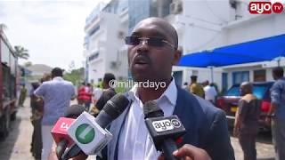 BREAKING NEWS: Ajali ya moto iliyotokea ofisi za Clouds Media