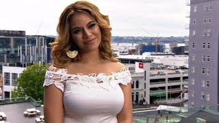 DINAH JANE HAS OPENED UP ABOUT SINGING THE TONGAN NATIONAL ANTHEM FOR THE FIRST TIME [1 News]
