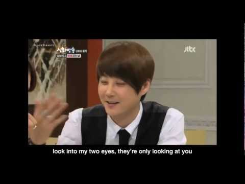 Hyesung SB cute moments