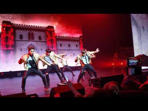 [FANCAM] 160219 EXO MAMA @ EXO'luXion Chicago