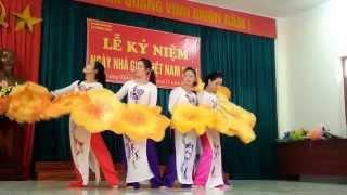 Bài ca cô giáo trẻ - Múa - Múa - Trường Mầm non Thường Thắng
