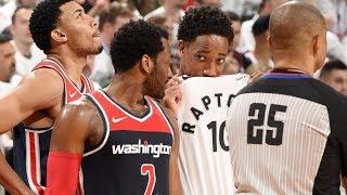 DeMar Derozan Ties Playoff High 37 Pts Game 2! 2018 NBA Playoffs