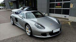 Porsche Carrera GT - Startup, Ride & Sound!!!  |  CARS WITH ROBERT