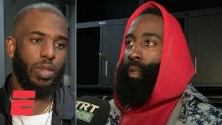 James Harden: NBA referee Scott Foster shouldn't be able to officiate Rockets' games | NBA Sound