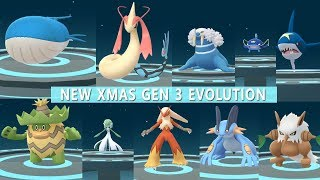 Best of Gen 3 Evolution Ludicolo, Wailord, Milotic, Gardevoir, Slaking And more!