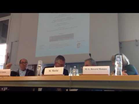 Avvocato Maurizio Greco al convegno sul gioco dell'Universita Spisa