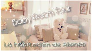 BABY ROOM TOUR (Estilo Nórdico) ¿Cómo montamos la HABITACIÓN de nuestro BEBÉ? | Lifestyle