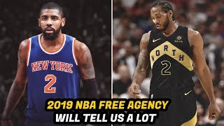 Why 2019 NBA Free Agency Could Be the Most Important NBA Offseason Ever