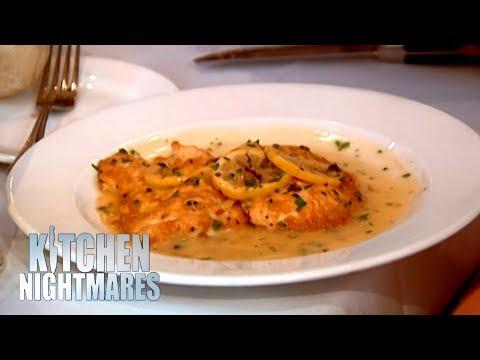 Customer Complains That Their Food Tastes of LEMONADE   Kitchen Nightmares