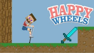 Game | Happy Wheels Minecra | Happy Wheels Minecra