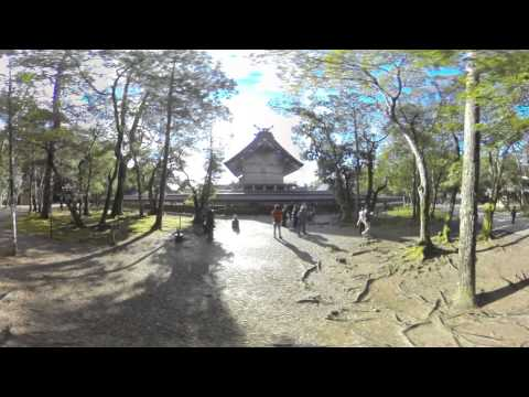 3D360Izumo Shrine005 OU injected by inouek3D