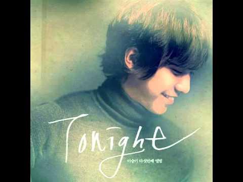 [FULL ALBUM] 이승기 Lee Seung Gi- 5집 Tonight