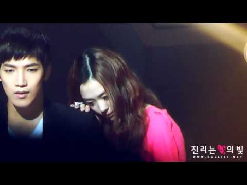 [FANCAM] 110626 2PM Like A Movie ending with f(x)'s Sulli
