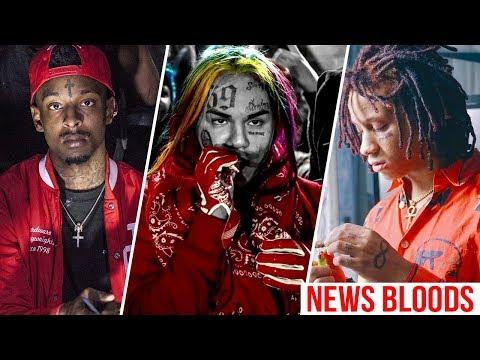 5 Rappers de Gangues II - Bloods - Nova Geração | Daniels Junior