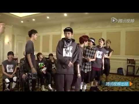 130607 EXO -  Funny Cut (Game+ Aegyo)