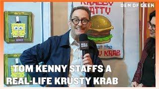 SpongeBob SquarePants at SDCC 2019: Tom Kenny Interview