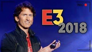 E3 2018 but it's funny