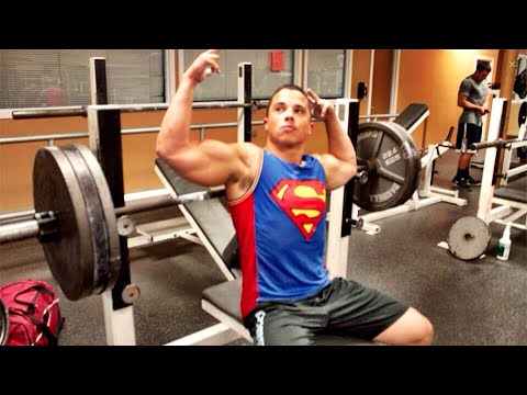 Bench Press Overload - 315 x 3 x 3 - Nick Wright  - 7XIY_wqTC_4 -