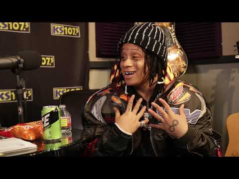 Trippie Redd funniest interview. Explains face tattoos+talk video games 'Rosas Risky Rotation' Ep.30