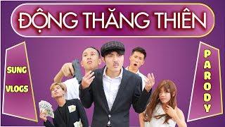 Động Thăng Thiên - ( Quỳnh Búp Bê Parody ) Phiên Bản Học Sinh - LEG