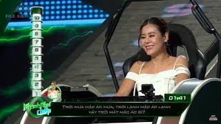 Nam Thư nhẹ nhàng vượt qua 10 câu hỏi | HTV NHANH NHƯ CHỚP | NNC #13 | 30/6/2018