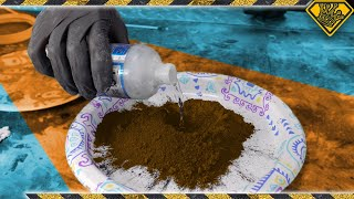 Super Glue And CINNAMON Has An UNEXPECTED Reaction! The TKOR Super Glue and Baking Soda Trick!