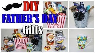 DIY FATHER'S DAY GIFT IDEAS. INEXPENSIVE Last Minute Gifts!!