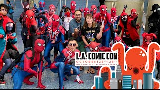 Los Angeles Comic Con 2019: Anyone Can Wear The Mask