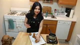 Arancini (stuffed rice balls) FOOL PROOF