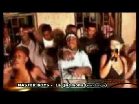master boys la quemona