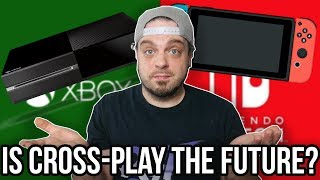 Xbox and Nintendo Switch Games Cross-Play - How Far Can It Go? | RGT 85