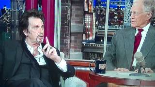 """Al Pacino """"Lucy Punch"""""""