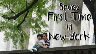SEVE'S FIRST TIME IN NEW YORK | Toni Gonzaga