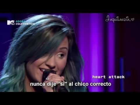 Baixar Demi Lovato- Heart Attack- Acoustic- Subtitulado español