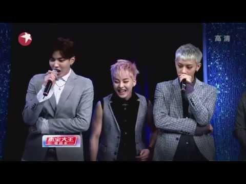 娱乐星天地特别节目 EXO-M 上瘾 Overdose 现场版_高清