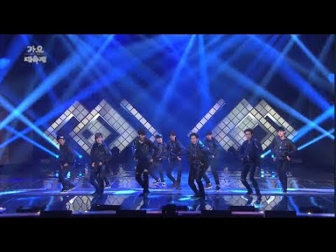 EXO Best collaboration stages Part1 (Infinite, suju, twice, snsd, shinee, NCT...)