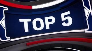 NBA Top 5 Plays of the Night | January 19, 2020
