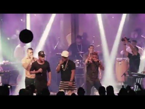 LOS 4 Y CHARANGA HABANERA - LO QUE TENGO YO, ME LO GANO YO (OFFICIAL VIDEO)