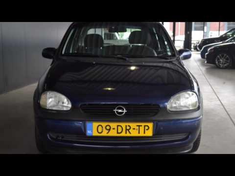 Opel Corsa 1.2I-16V STRADA COOL Automaat Airco Inruil mogelij