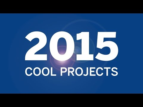 SEH 2015 Cool Projects