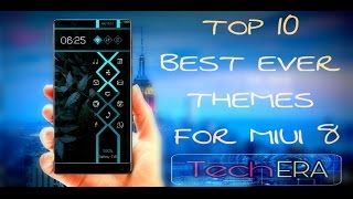 Best MIUI Themes for 2017-2018 | Awesome Themes - Indian Learners