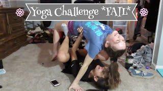 Yoga Challenge *FAIL*