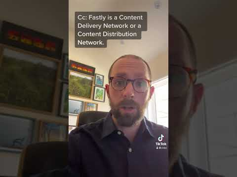 What is Fastly and why did it just take a bunch of major websites offline? | CNBC Shorts