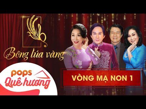Chương trình Bông Lúa Vàng 2018 - Mạ Non 1 | Bạch Tuyết, Thanh Hằng, Kim Tử Long