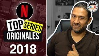 Las Mejores Series Originales de NETFLIX en 2018