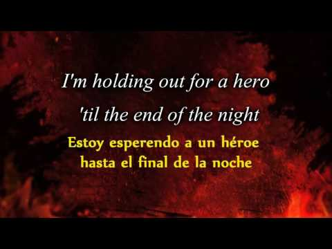 Nothing But Thieves: Holding Out For A Hero (Sub español - Lyrics)