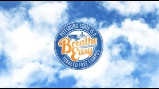 'Breathe Easy - Pittsburg State University