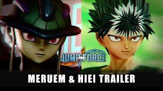 Meruem and Hiei DLC Trailer preview image