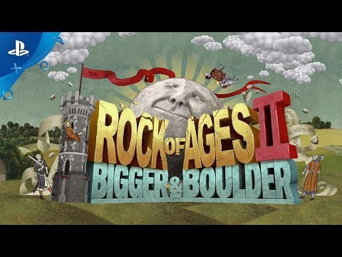 Rock of Ages 2: Bigger & Boulder™ Trailer